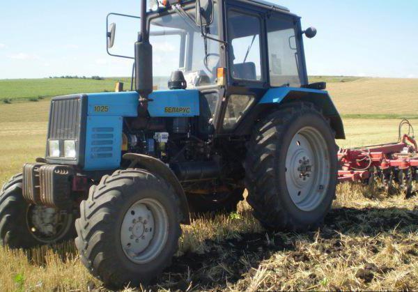 Трактор МТЗ-82   технические характеристики, устройство, цена