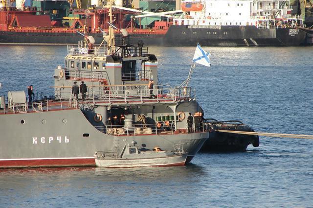 большой противолодочный корабль пр 1134 б керчь