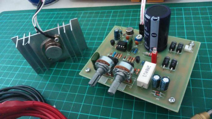 lm317 стабилизатор тока светодиода