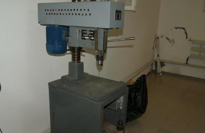 сверлильный станок 2м112 технические характеристики