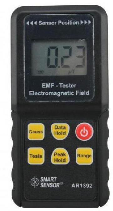 прибор для измерения электромагнитного излучения