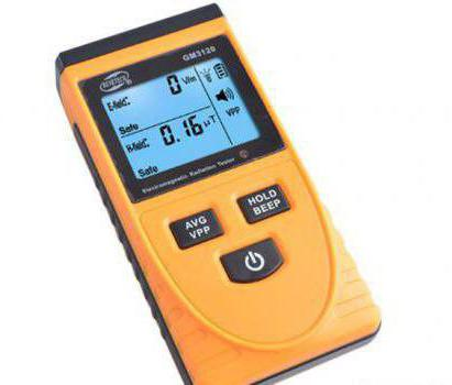 прибор для измерения электромагнитного излучения в квартире [