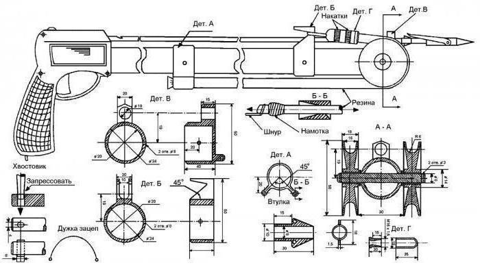 самодельное подводное ружье