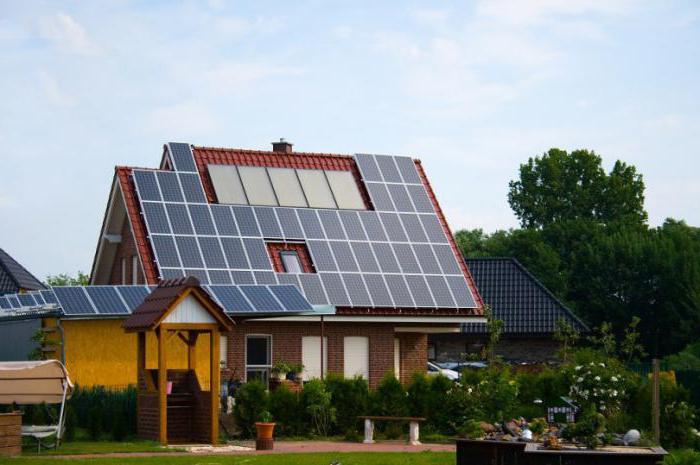 солнечные электростанции для дома 6 квт