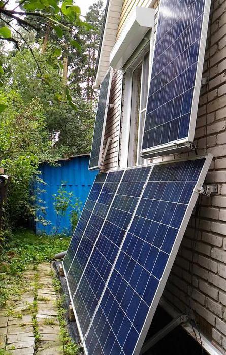 солнечные электростанции для дома отзывы