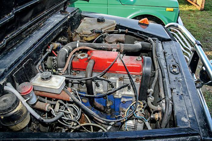 1978121 - Ходовая часть автомобиля луаз