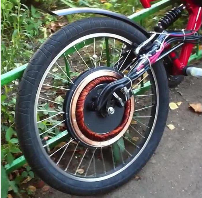 асинхронное мотор колесо дуюнова