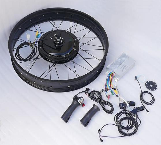 мотор колесо велосипеда дуюнов
