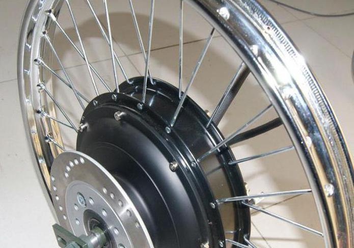 мотор колесо дуюнова готовый комплект