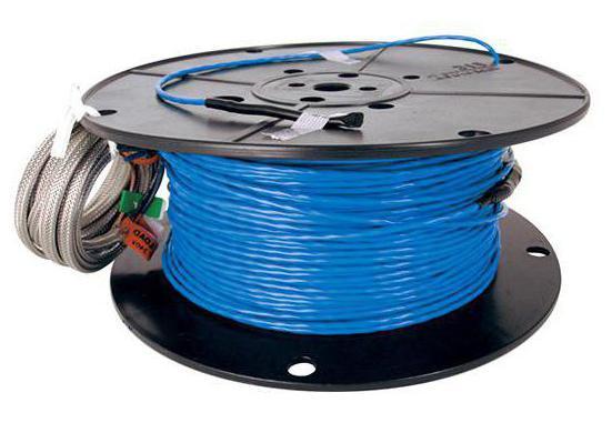 прокладка кабеля под полом