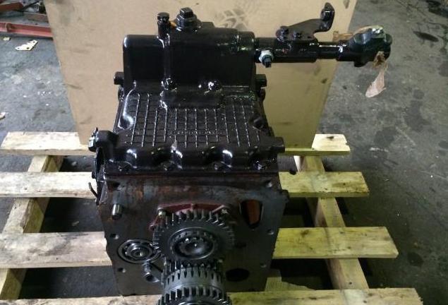 мтз 82 схема переключения передач