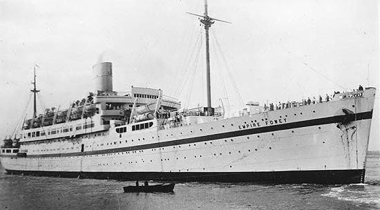 первый пассажирский пароход
