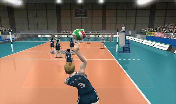 основные правила волейбола кратко для школьников