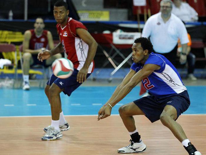 10 основных правил волейбола