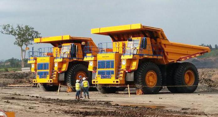самый большой грузовик в мире белаз