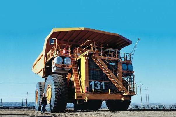 самая большая кабина грузовика