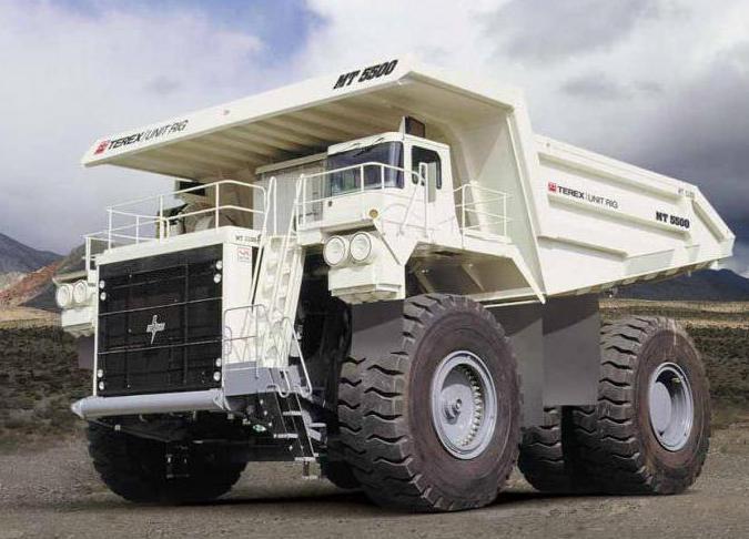 какой самый большой грузовик