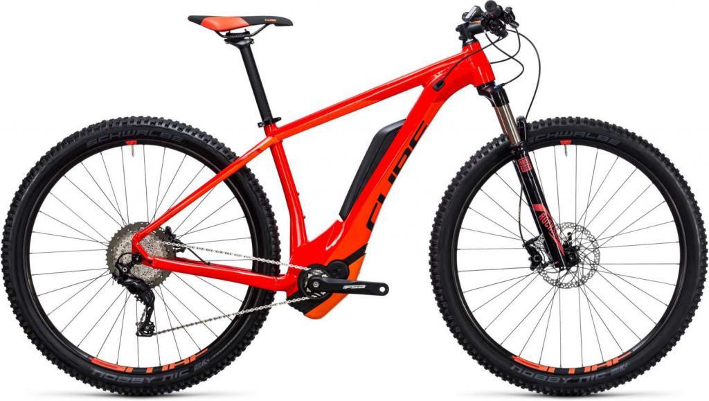 фото гибридного велосипеда
