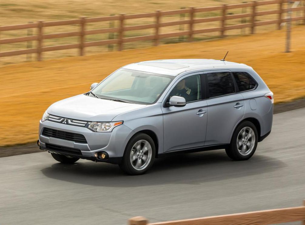 Mitsubishi 2013 Outlander