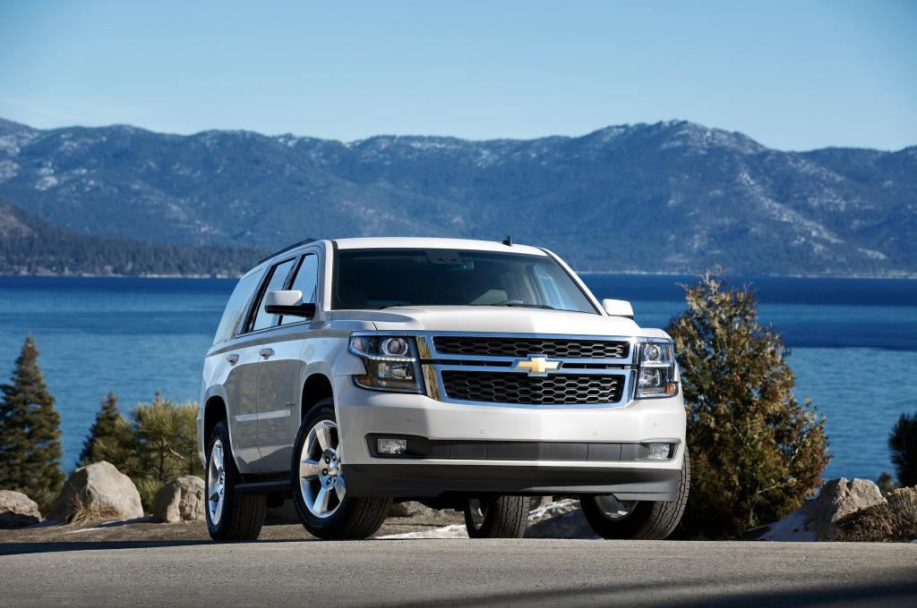Chevrolet Taheo SUV Specifications