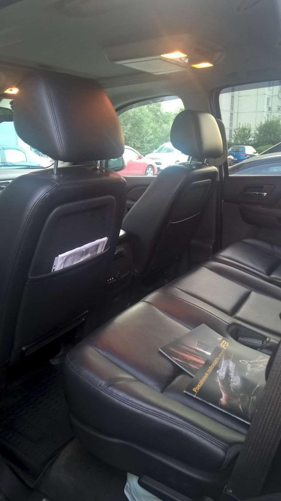 Chevrolet Taheo Interior