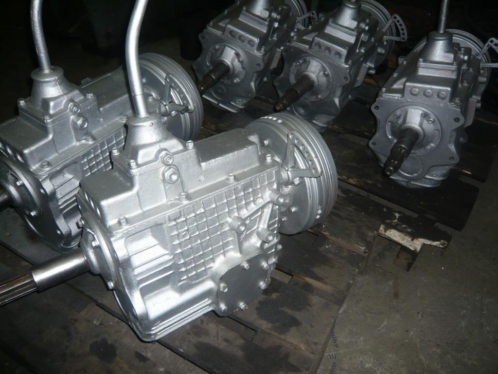 Характеристики коробки передач ЗИЛ-130