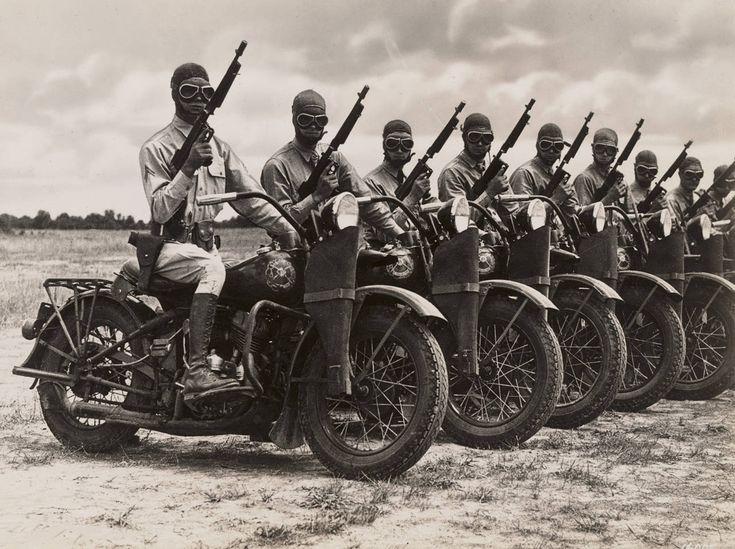 Немецкие военные мотоциклы