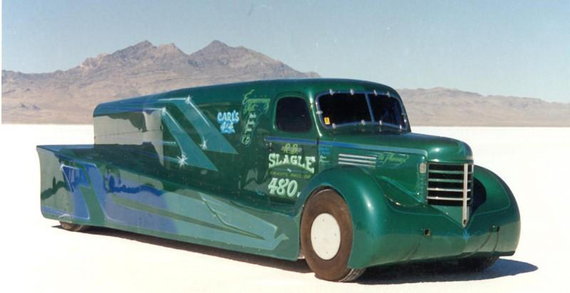 Первый быстрый грузовик