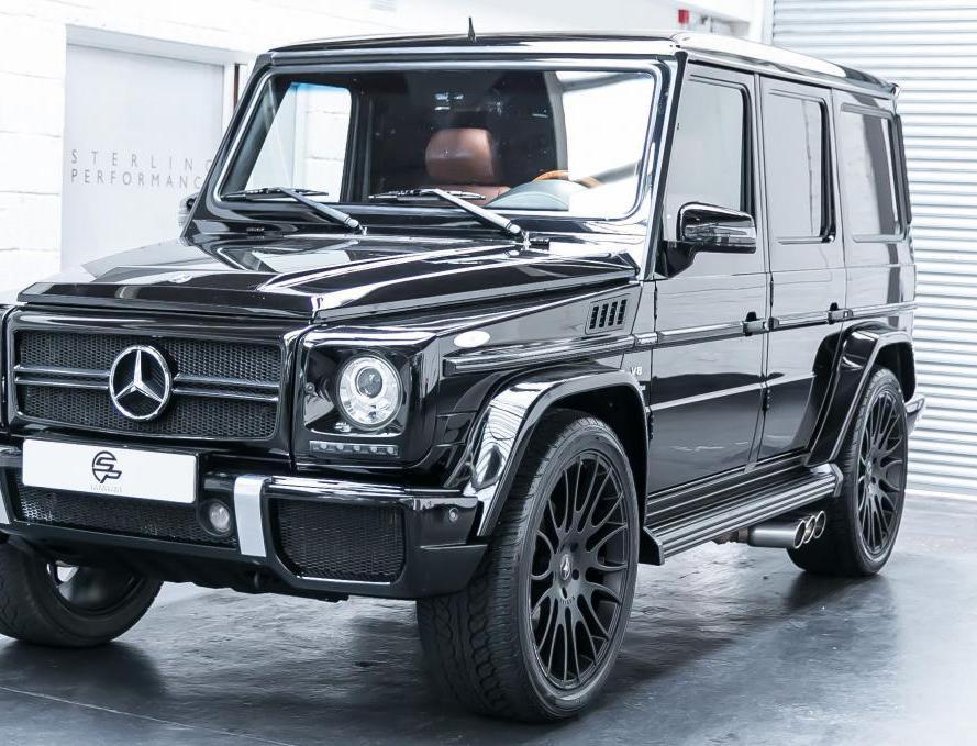 """Mercedes Brabus G-800"""