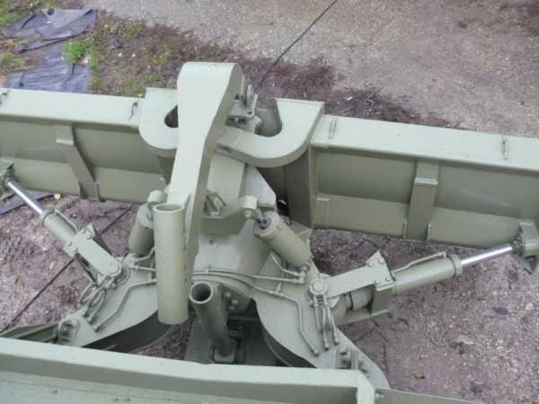 Оснащение тягача МАЗ-538