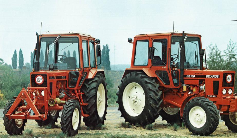 Техническое обслуживание трактора