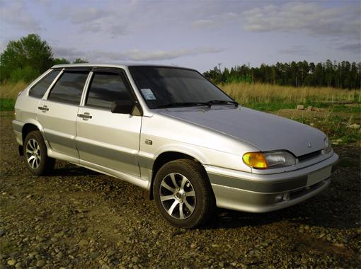 Легковой автомобиль ВАЗ-2114