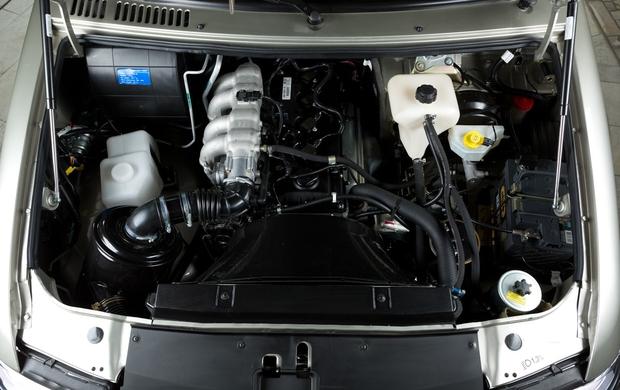 Мотор дизельного авто УАЗ