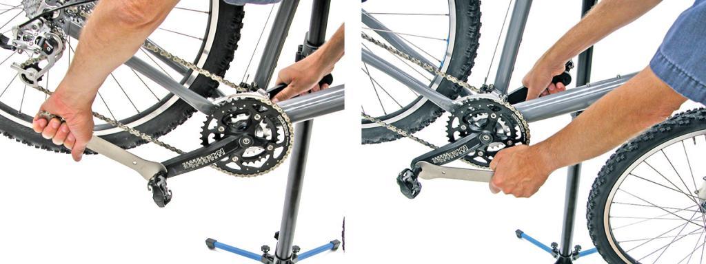 Ремонт и обслуживание педалей велосипеда