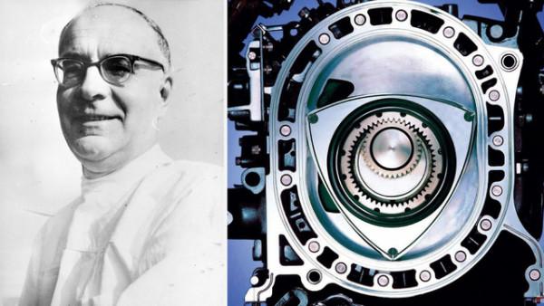 Создатель роторного двигателя на ВАЗ-415
