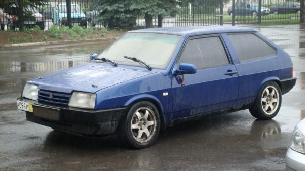 ВАЗ-415 с роторным двигателем
