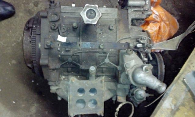Эксплуатация роторного двигателя на ВАЗ-415