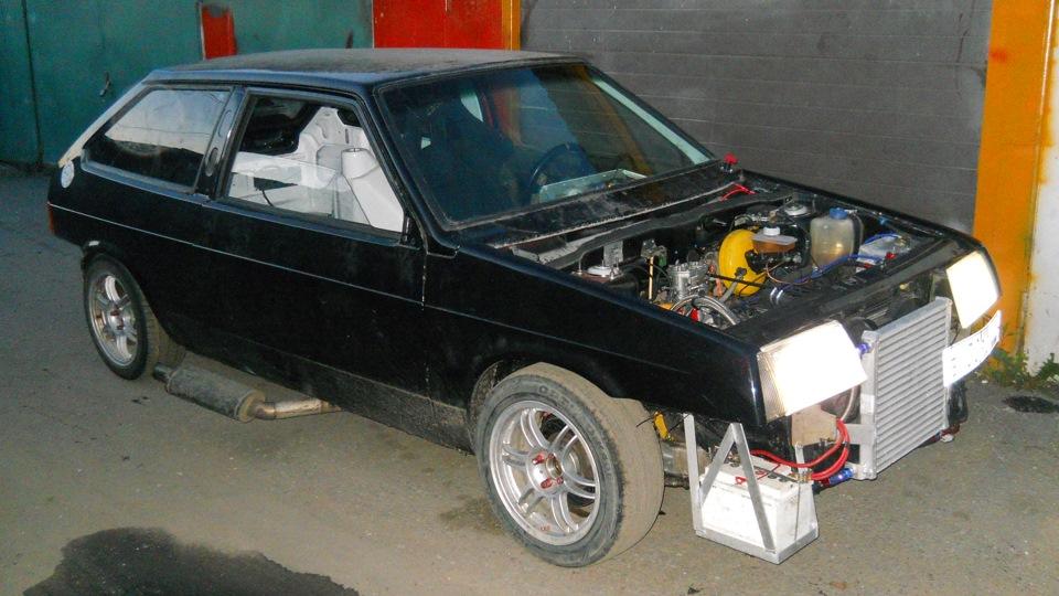 Двигатель ВАЗ-415