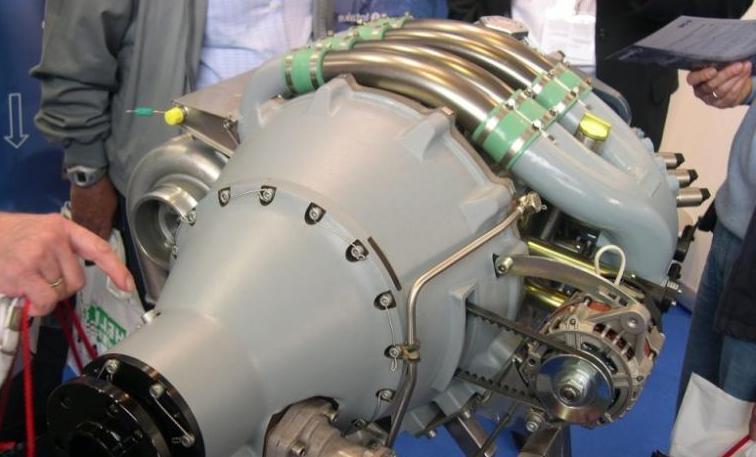 Фото двигателя ВАЗ-415