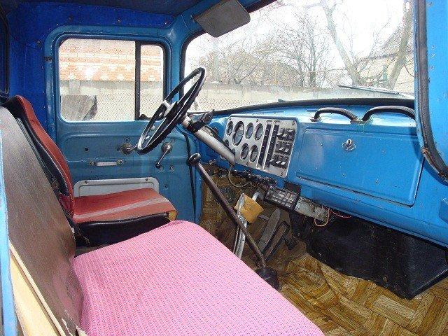 Кабина грузовика ЗИЛ 131