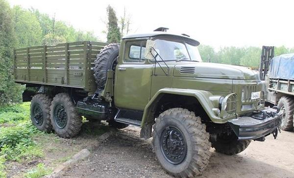 Машина ЗИЛ 131