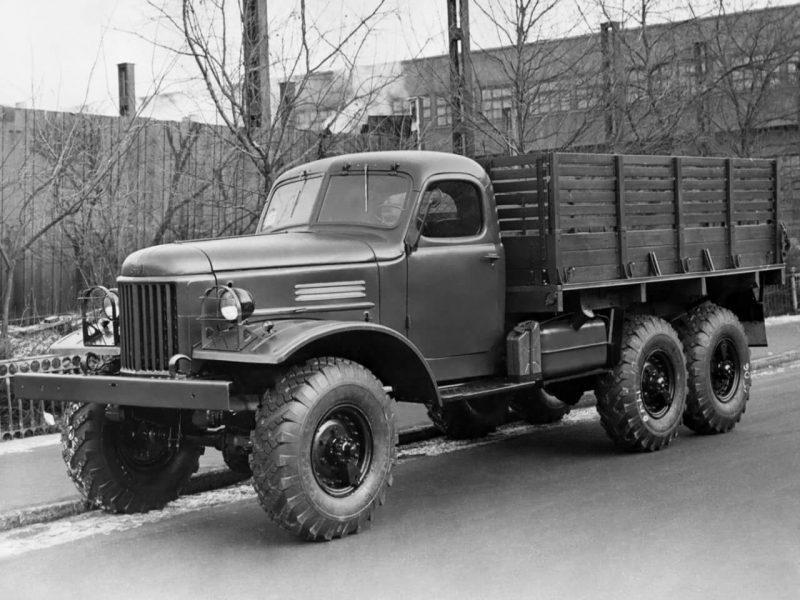 Предшественник грузовика ЗИЛ 131