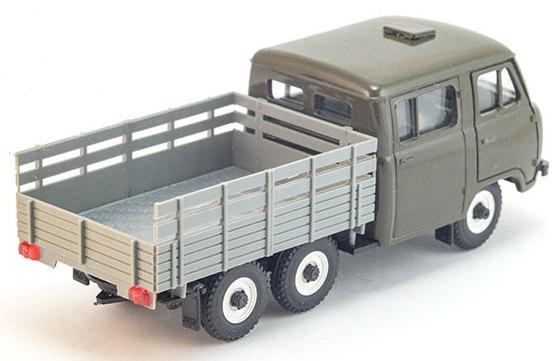 Макет УАЗ 39094