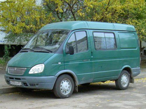 Микроавтобус ГАЗ