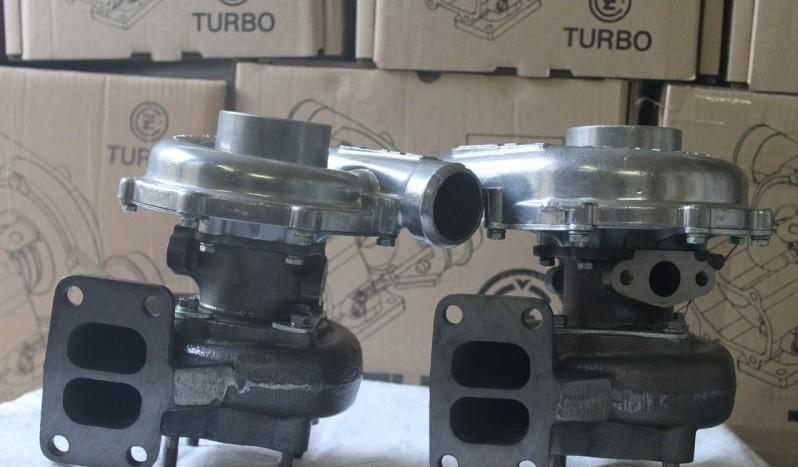Турбинные компрессоры
