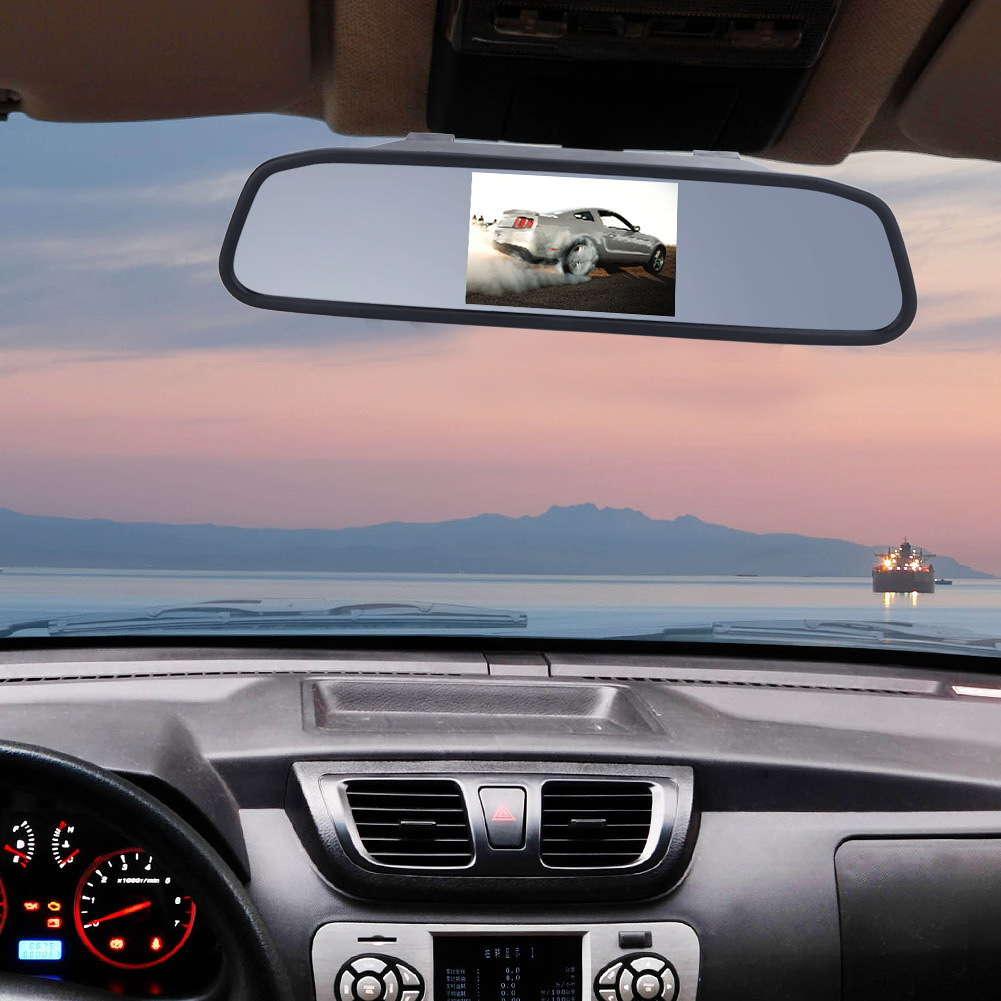 Универсальный автомобильный монитор