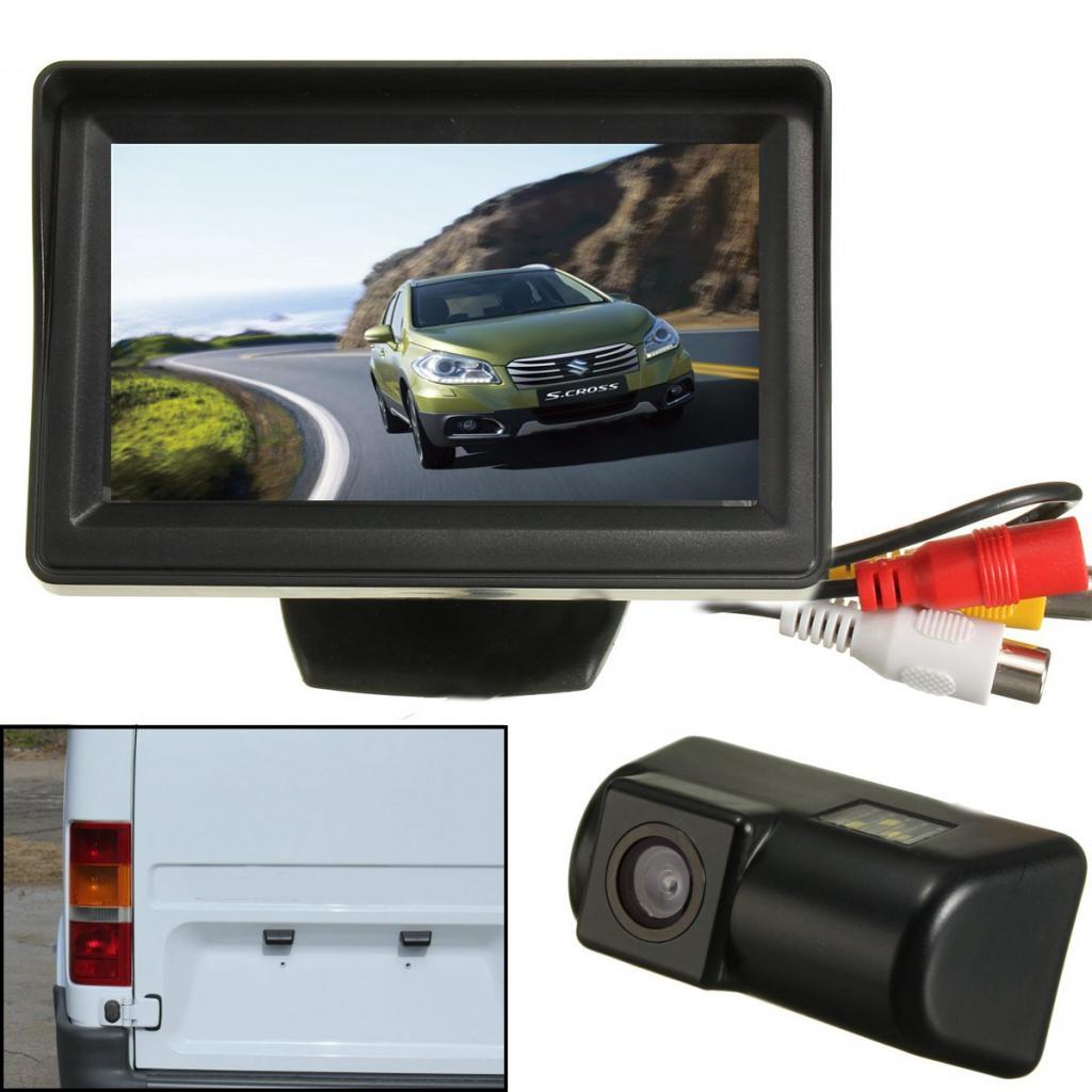 Монитор для камер авто