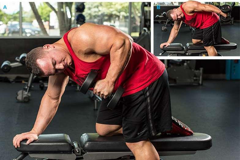 Dumbbell Triceps Exercise