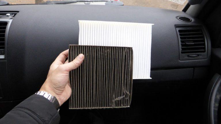 Салонный фильтр для УАЗ Патриот