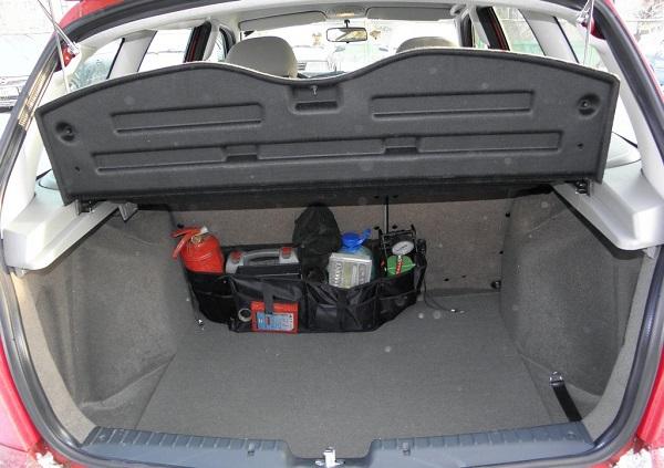 Багажник хэтчбека